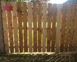 Cedar Fence in Evansville, Indiana